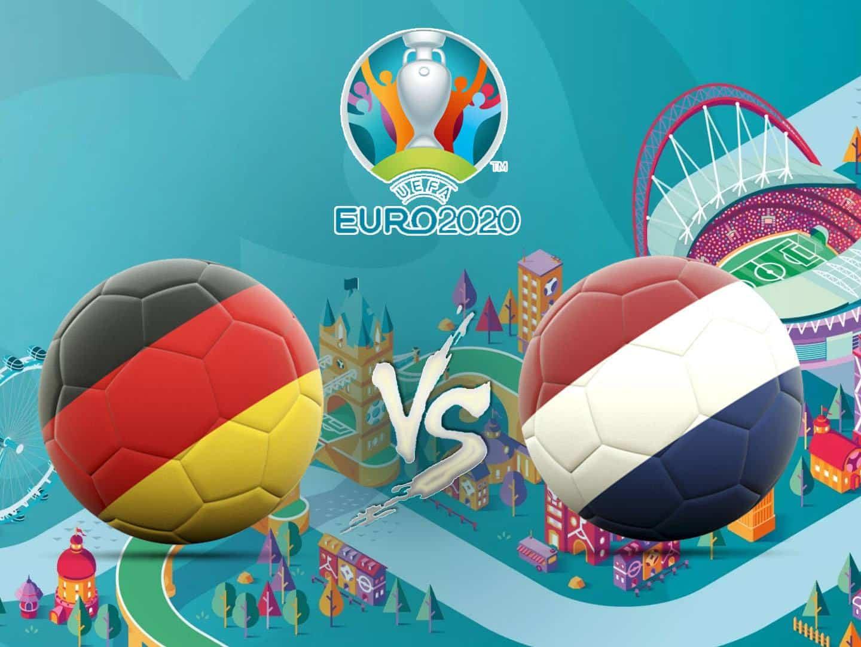 Футбол Чемпионат Европы 2020 Отборочный турнир Германия Нидерланды Прямая трансляция в 21:40 на канале