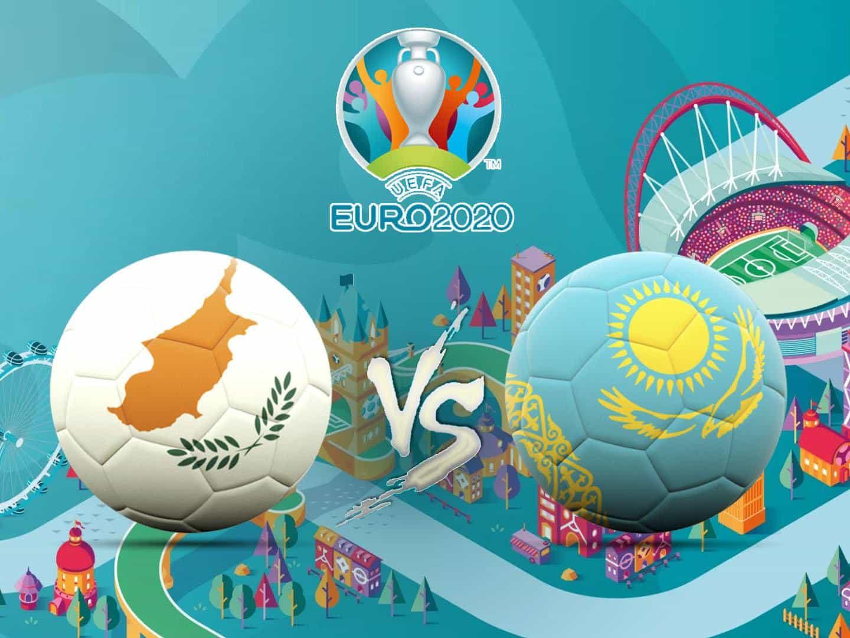 Футбол Чемпионат Европы 2020 Отборочный турнир Кипр Казахстан в 01:25 на канале