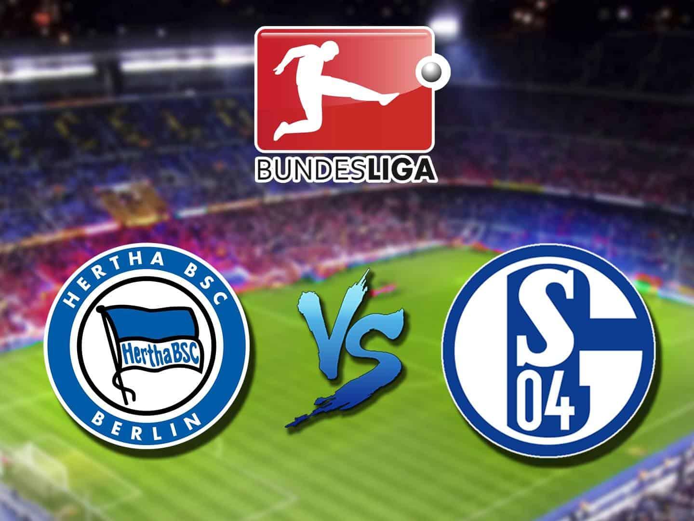 программа МАТЧ!: Футбол Чемпионат Германии Герта Шальке 04 Прямая трансляция