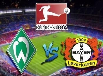 Футбол Чемпионат Германии Вердер Байер Прямая трансляция в 22:25 на канале