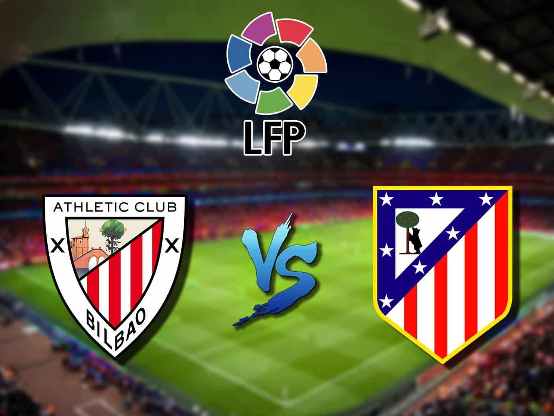 Футбол Чемпионат Испании Атлетик Бильбао – Атлетико в 14:20 на канале