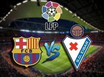 программа Матч ТВ: Футбол Чемпионат Испании Барселона Эйбар