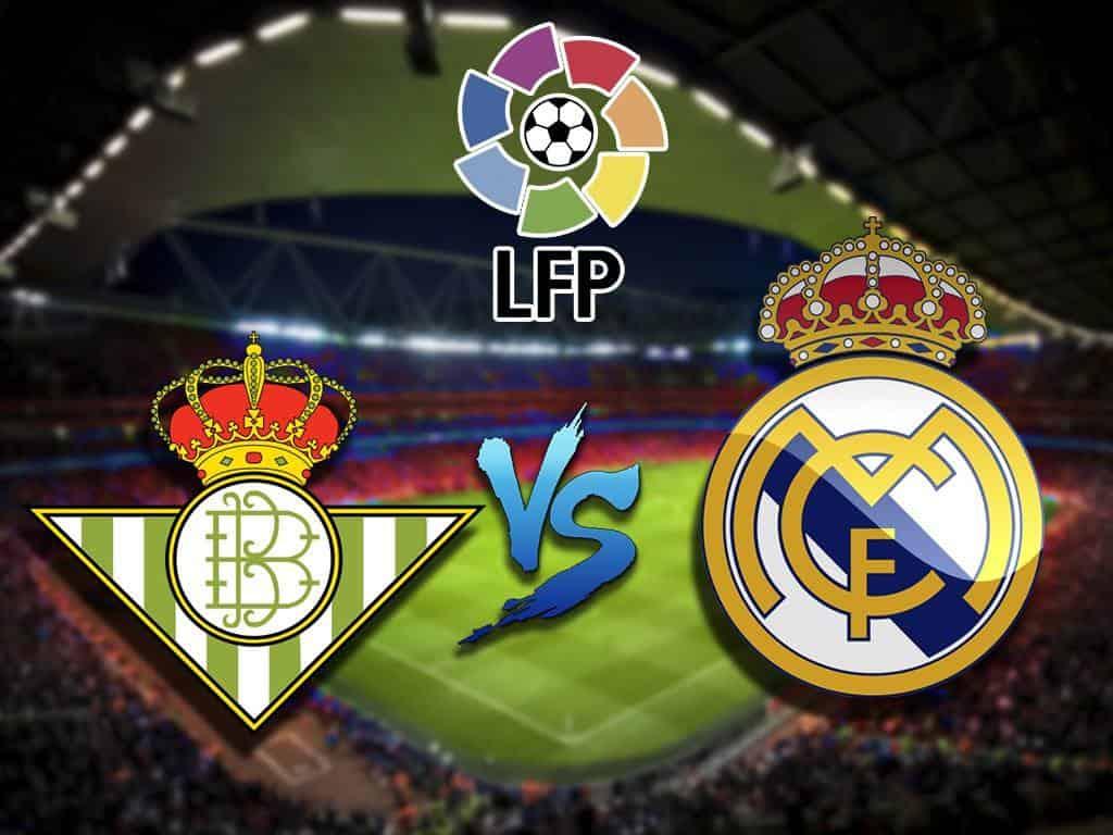 Футбол Чемпионат Испании Бетис Реал Прямая трансляция в 22:55 на канале