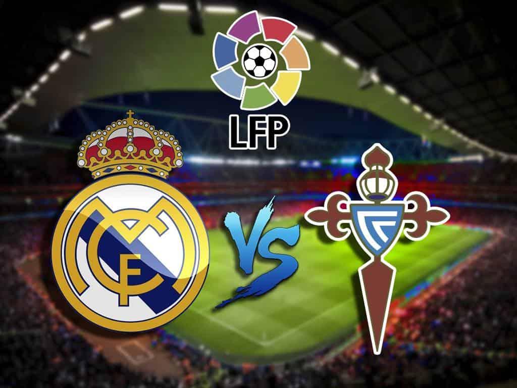 Футбол Чемпионат Испании Реал — Сельта Прямая трансляция в 22:55 на канале