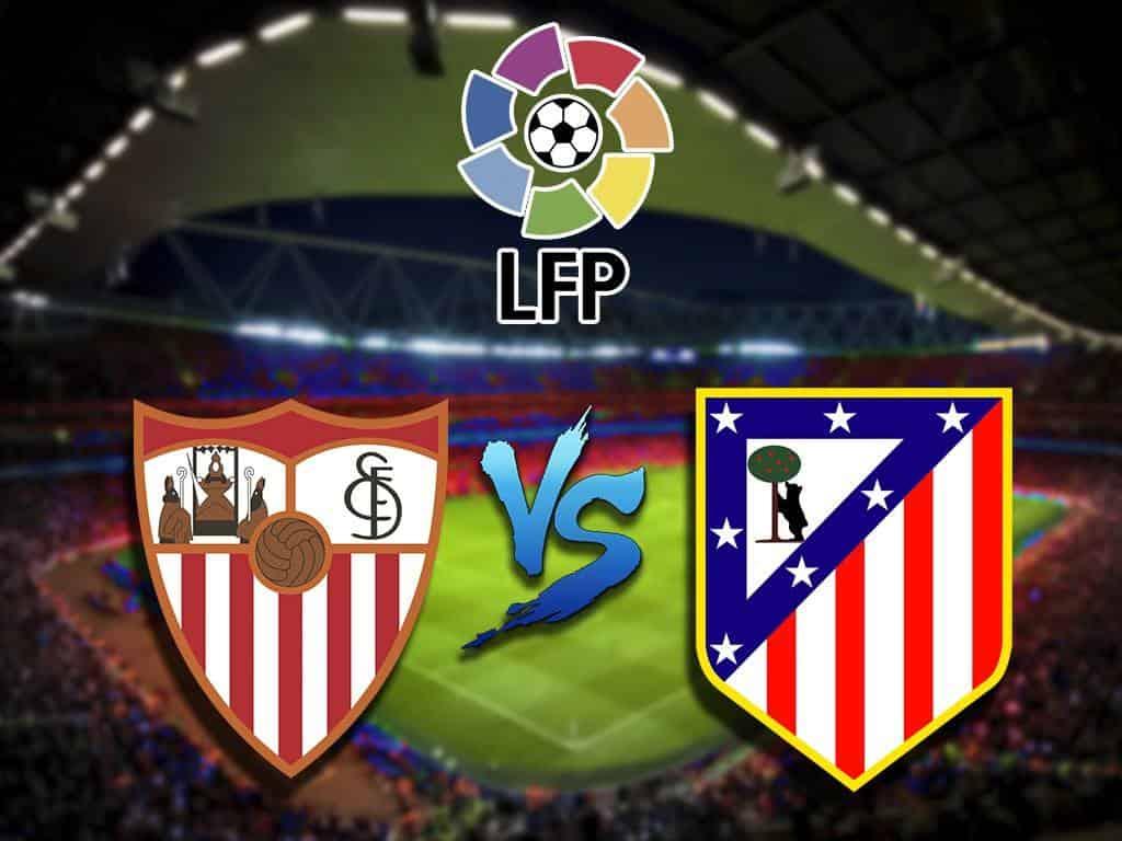 Футбол Чемпионат Испании Севилья Атлетико в 14:05 на канале
