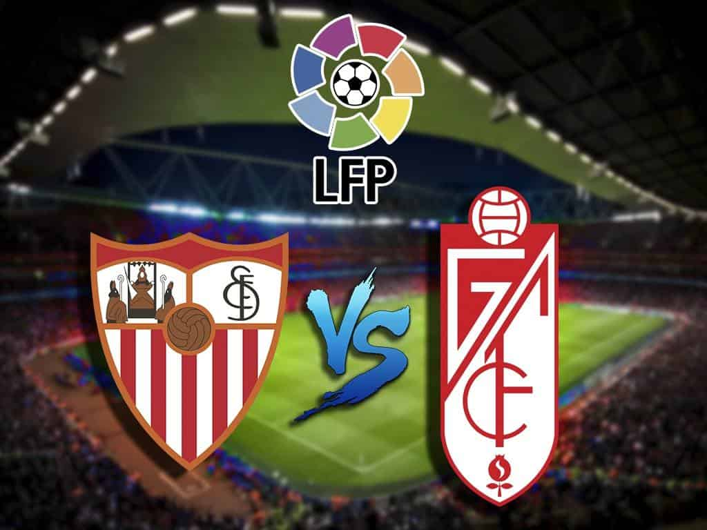 Футбол Чемпионат Испании: Севилья Гранада Прямая трансляция в 22:55 на канале