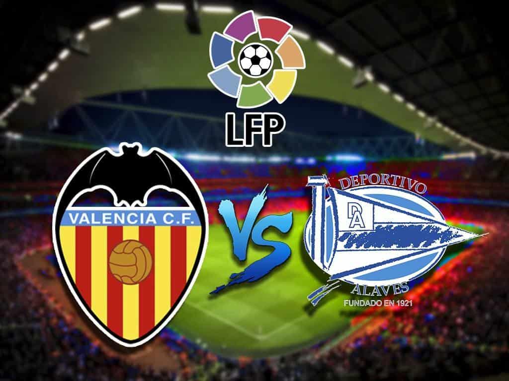 Футбол Чемпионат Испании Валенсия  Алавес  в 22:55 на канале