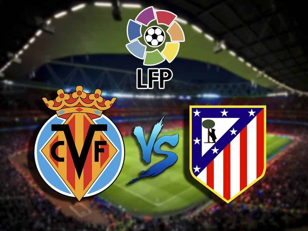 Футбол Чемпионат Испании Вильярреал — Атлетико в 12:00 на канале Матч-ТВ