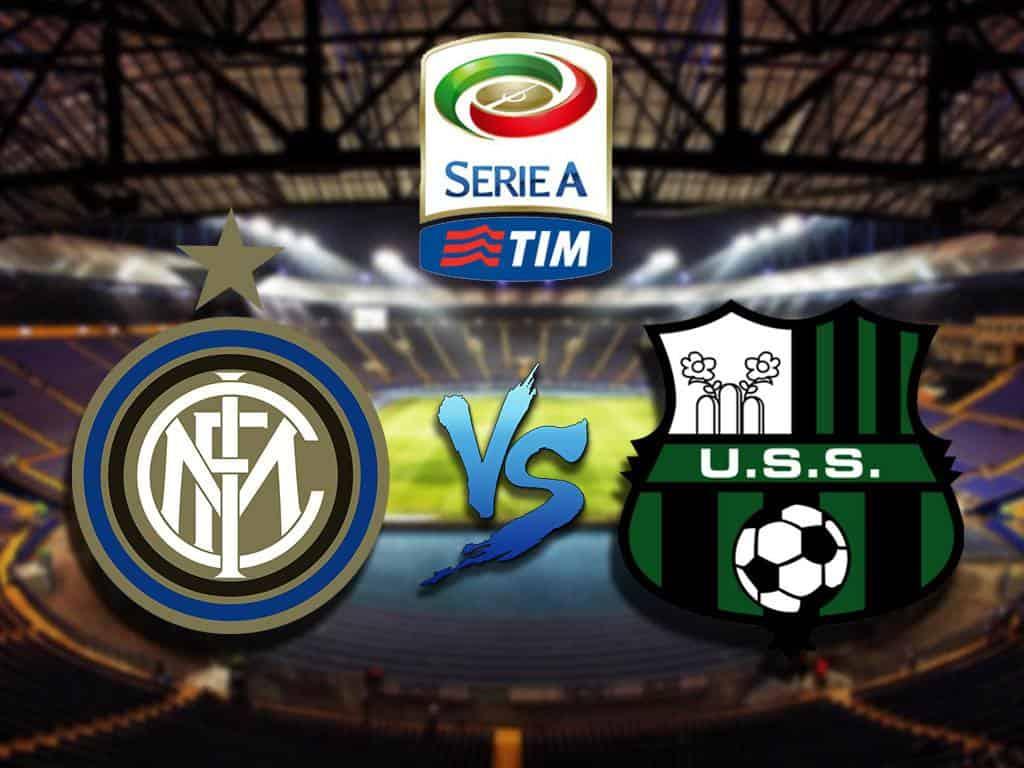Футбол Чемпионат Италии Интер Сассуоло Прямая трансляция в 16:55 на канале