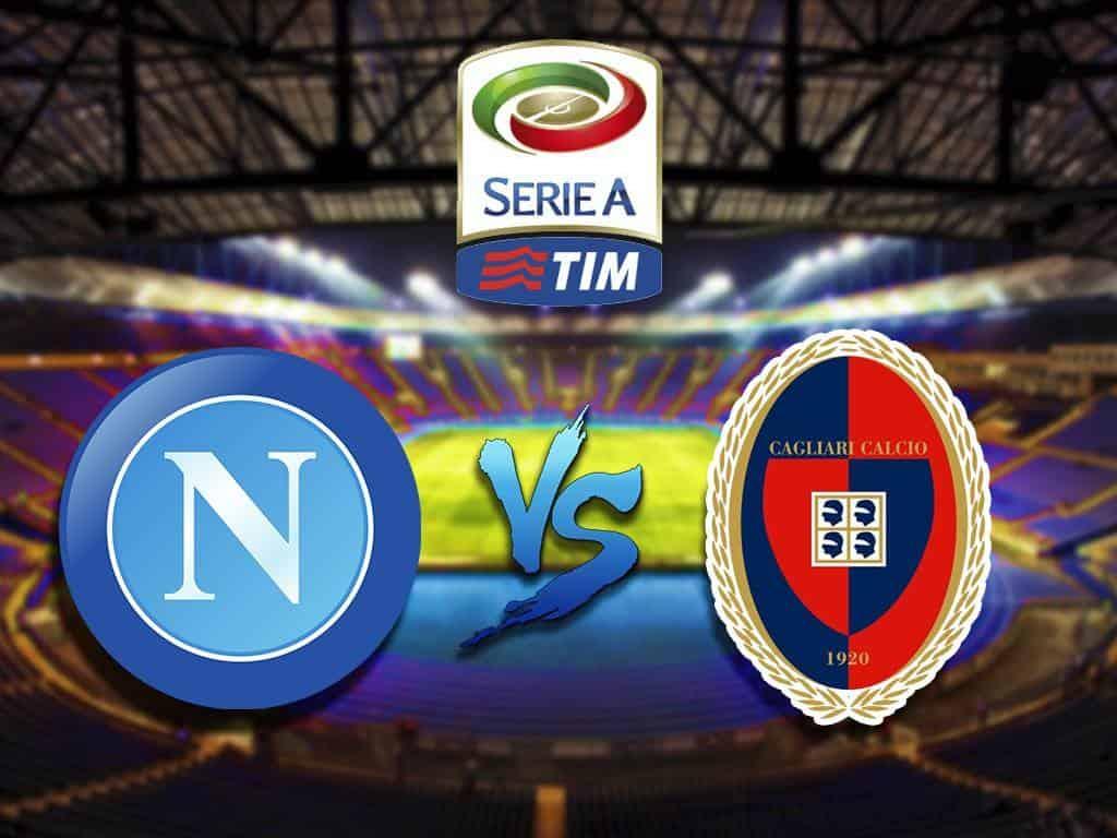 Футбол Чемпионат Италии Кальяри Наполи Прямая трансляция в 20:00 на канале