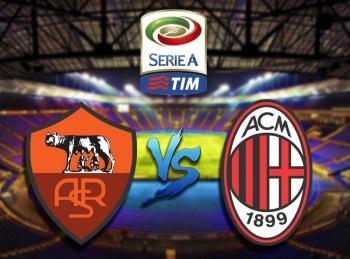 программа МАТЧ ТВ: Футбол Чемпионат Италии Рома Милан Прямая трансляция