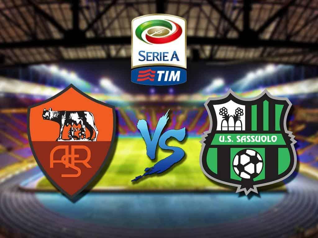 Футбол-Чемпионат-Италии-Рома-Сассуоло-Прямая-трансляция