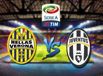 Футбол Чемпионат Италии Верона Ювентус Прямая трансляция в 22:40 на канале