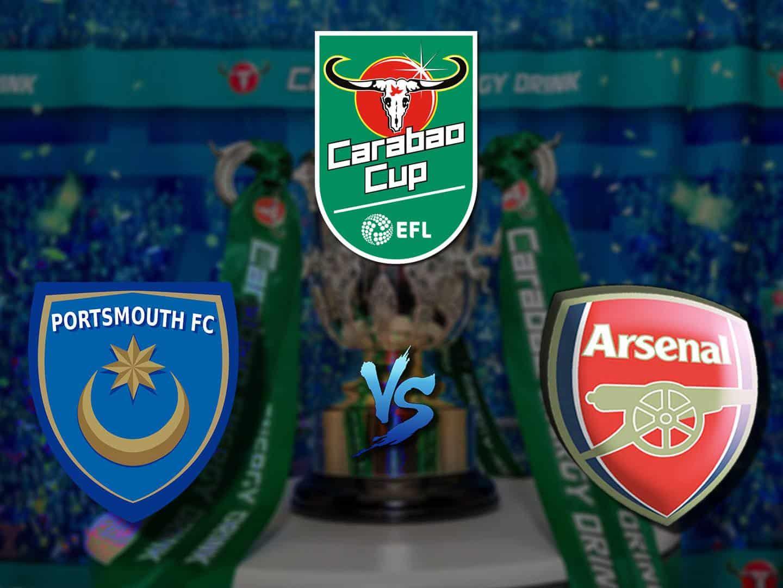 Футбол Кубок Англии 1/8 финала Портсмут Арсенал Прямая трансляция в 22:40 на канале