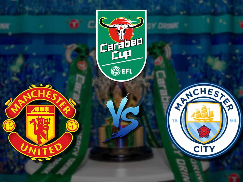 программа Матч ТВ: Футбол Кубок Английской лиги 1/2 финала Манчестер Юнайтед Манчестер Сити Прямая трансляция