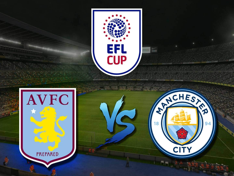Футбол Кубок Английской лиги Астон Вилла Манчестер Сити в 14:45 на канале