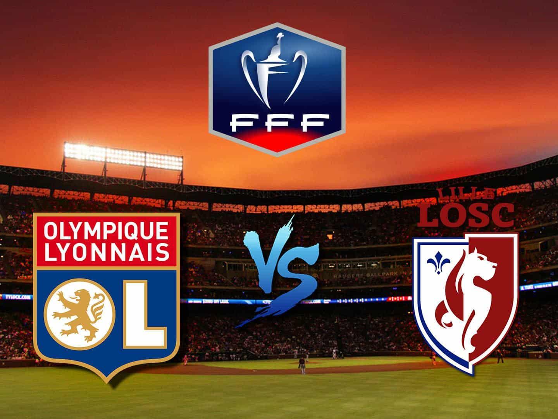 программа МАТЧ!: Футбол Кубок Французской лиги 1/2 финала Лион Лилль