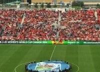 программа Евроспорт: Футбол Кубок мира до 20 лет Женщины Франция 1/4 финала Прямая трансляция