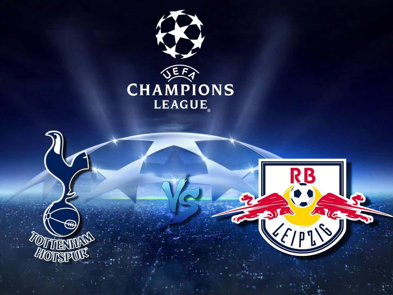 программа МАТЧ!: Футбол Лига чемпионов 1/8 финала Тоттенхэм Англия Лейпциг Германия