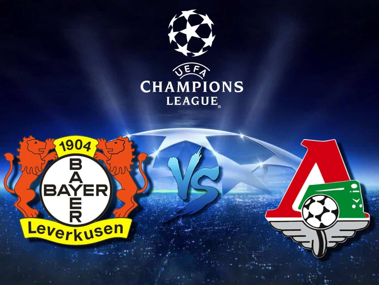 Футбол. лига чемпионов. байер германия шахтер украина. прямая трансляция