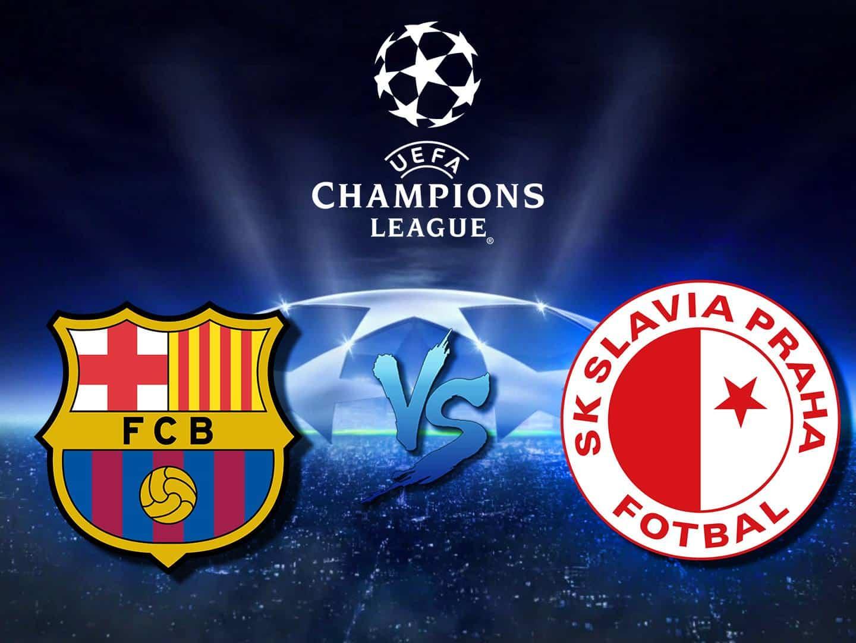 программа МАТЧ!: Футбол Лига чемпионов Барселона Испания – Славия Чехия