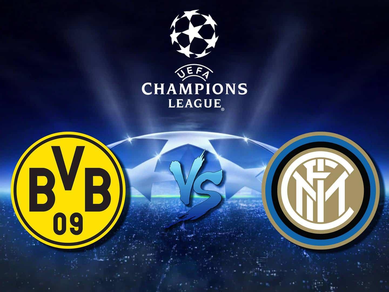 программа МАТЧ!: Футбол Лига чемпионов Боруссия Дортмунд, Германия – Интер Италия Прямая трансляция