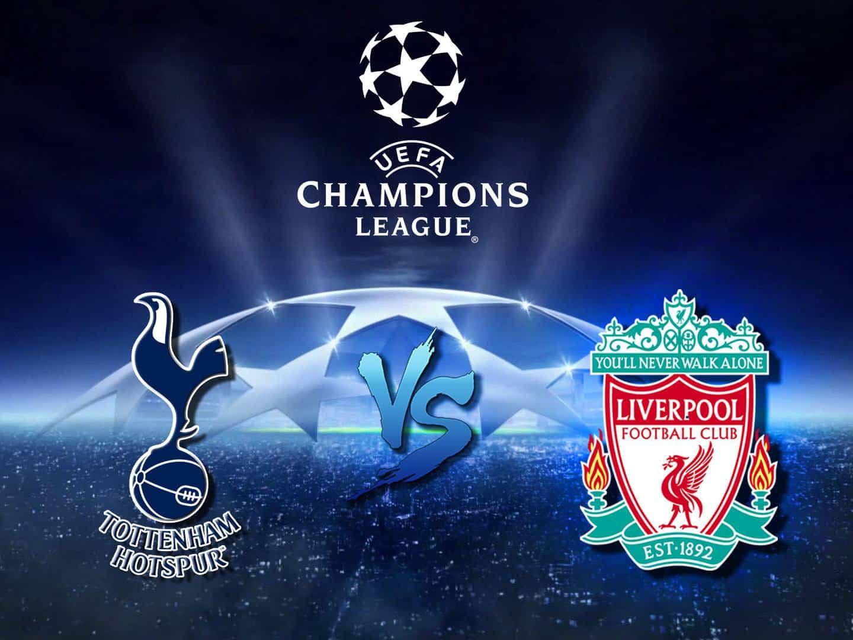 Футбол Лига чемпионов Финал Тоттенхэм Англия Ливерпуль Англия Трансляция из Испании в 01:00 на канале
