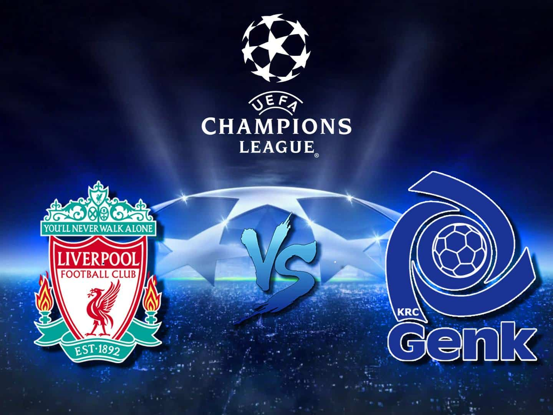 программа МАТЧ!: Футбол Лига чемпионов Ливерпуль Англия – Генк Бельгия