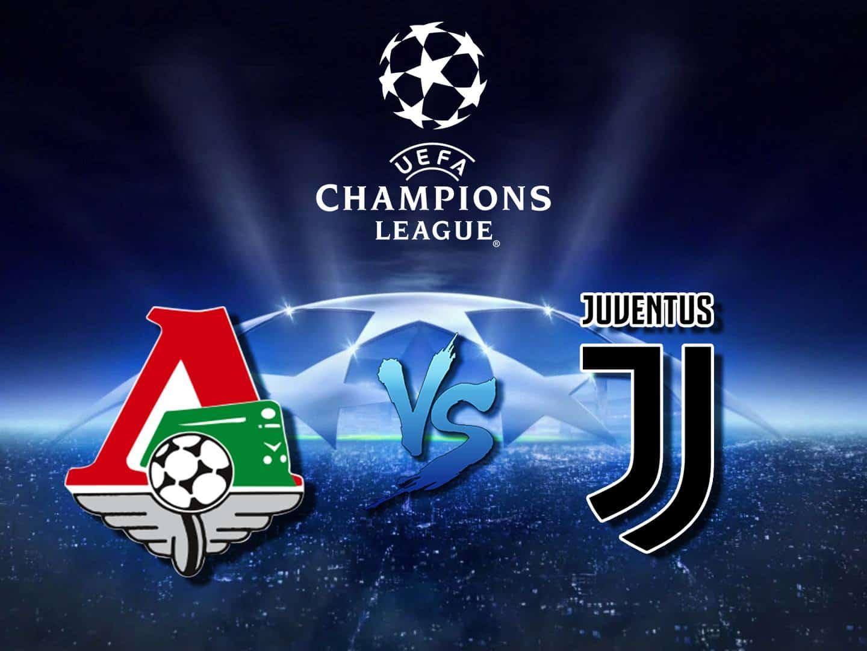 Футбол Лига чемпионов Локомотив Россия – Ювентус Италия Прямая трансляция в 20:10 на канале