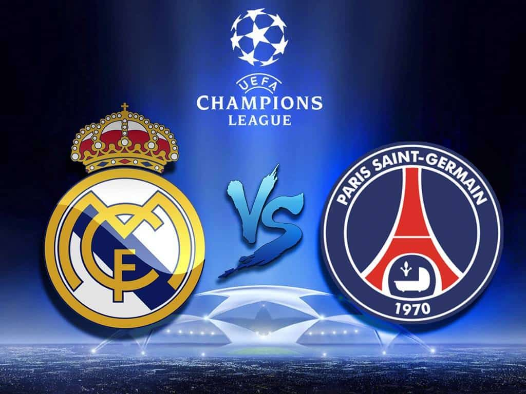 Футбол Лига Чемпионов Реал Мадрид, Испания ПСЖ Франция в 13:25 на канале