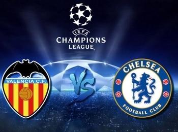 программа МАТЧ! Футбол 1: Футбол Лига чемпионов Валенсия Испания – Челси Англия