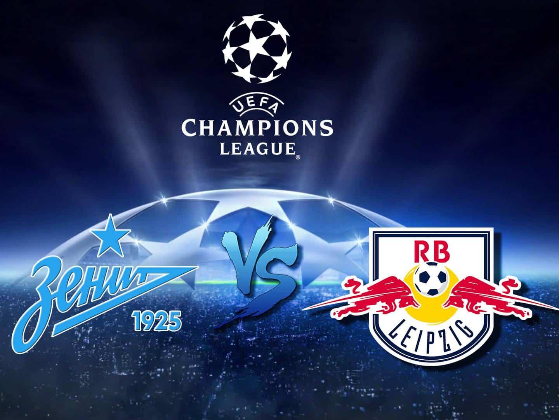 Футбол лига чемпионов зенит боруссия прямая трансляция