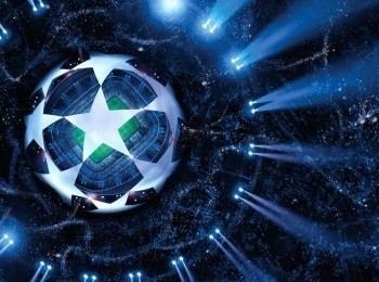 Футбол Лига чемпионов Жеребьёвка 1/4 финала Трансляция из Швейцарии Прямая трансляция в 14:00 на канале