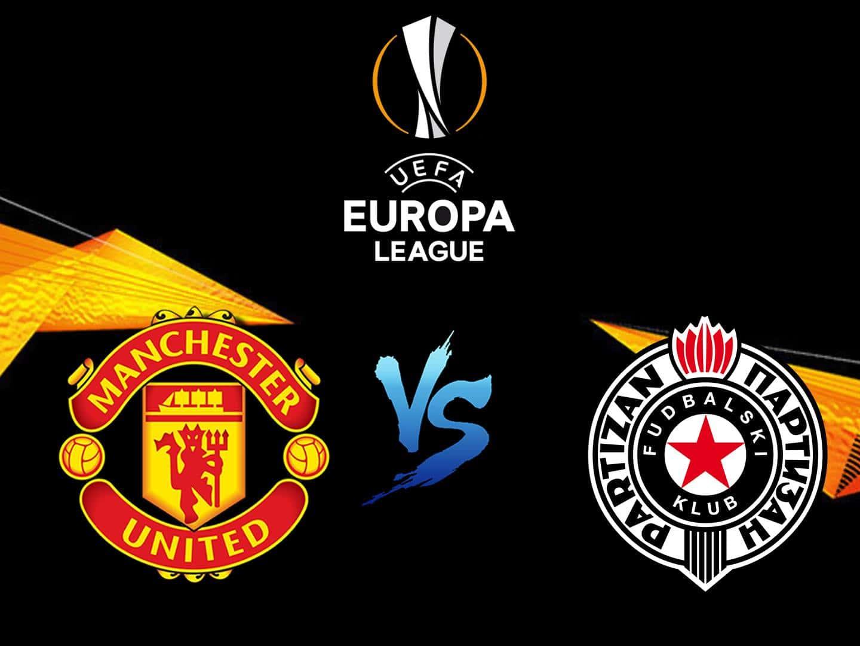 Футбол Лига Европы Манчестер Юнайтед Англия – Партизан Сербия в 11:40 на канале