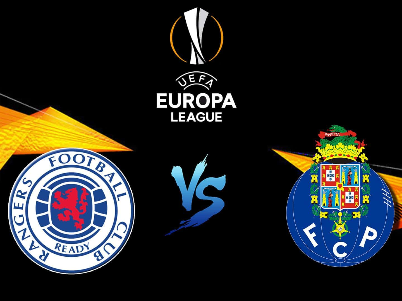 Футбол Лига Европы Рейнджерс Шотландия – Порту Португалия в 16:30 на канале