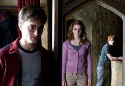 Гарри Поттер и Принц-полукровка - фильм, кадры, актеры, видео, трейлер - Yaom.ru кадр
