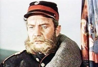 кадр из фильма Герои Шипки