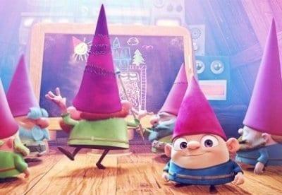 кадр из фильма Гномы в доме