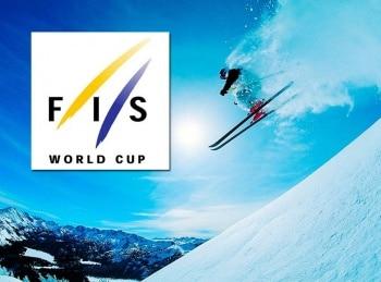 Горные лыжи Кубок мира Адельбоден Мужчины Слалом гигант 1 попытка в 13:00 на канале