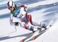 программа Евроспорт: Горные лыжи Кубок мира Флахау Женщины Слалом 1 попытка Прямая трансляция