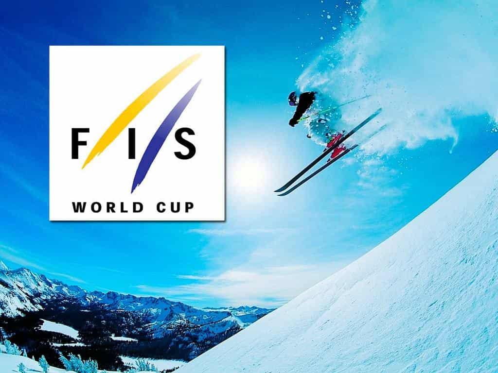 Горные лыжи Кубок мира Кран Монтана Женщины Скоростной спуск в 20:00 на канале
