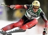 программа Евроспорт: Горные лыжи Кубок мира Венген Мужчины Комбинация Слалом