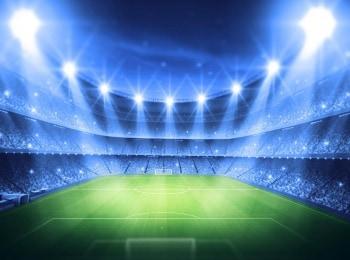 Город футбола Барселона в 23:35 на канале