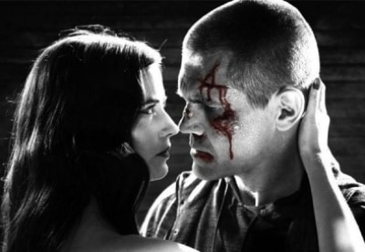 кадр из фильма Город грехов 2: Женщина, ради которой стоит убивать
