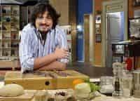 Готовим по итальянски с Алессандро 32 серия в 17:25 на канале