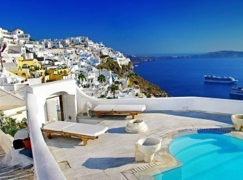 программа Телепутешествия: Греция во всей красе Санторини, Миконос и Наксос