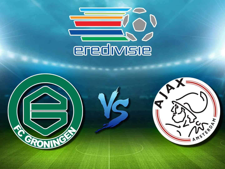 Гронинген Аякс Чемпионат Нидерландов Прямая трансляция в 16:30 на канале