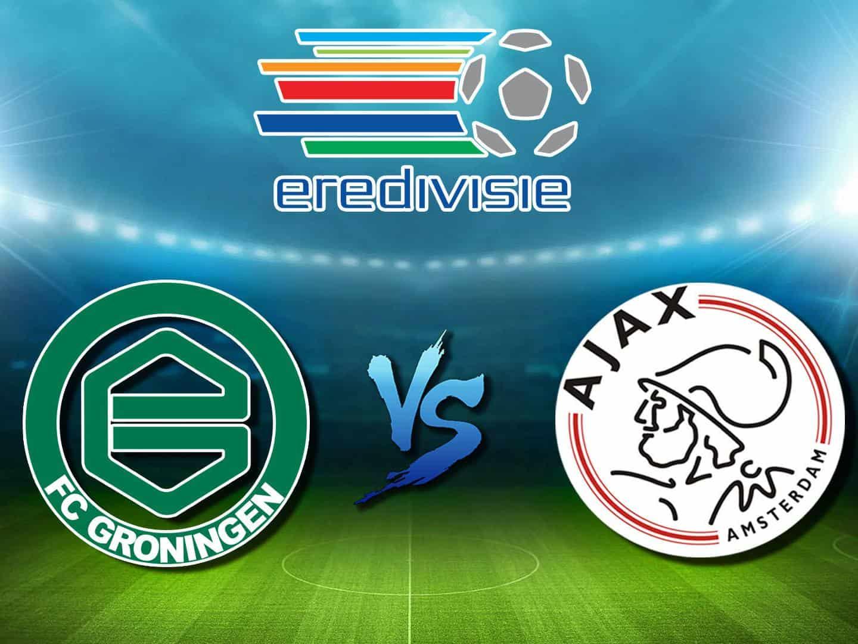 Гронинген Аякс Чемпионат Нидерландов Сезон 19/20 в 16:00 на канале