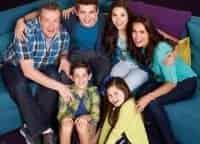 Грозная семейка Приключения в торговом центре в 16:45 на канале