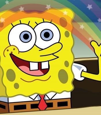 программа Nickelodeon: Губка Боб Квадратные Штаны Ананасовое вторжение / Соус глупости